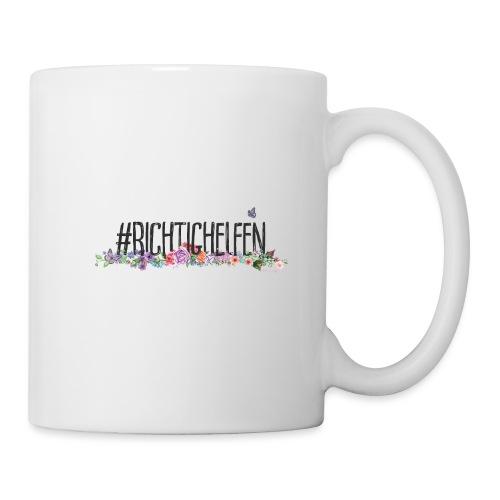 Richtig Helfen - Tasse