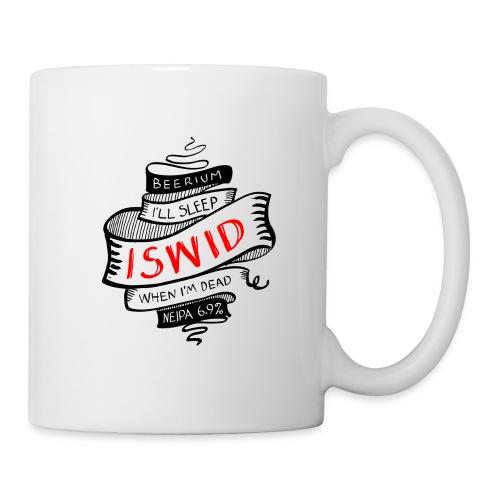 ISWID tattoo - Mugg