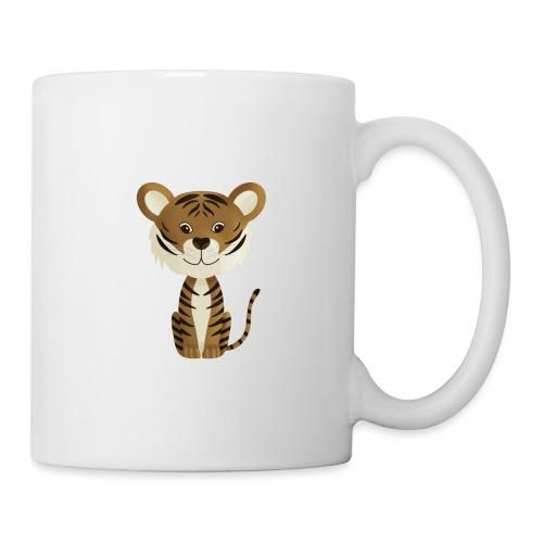 Tiger Monty - Tasse