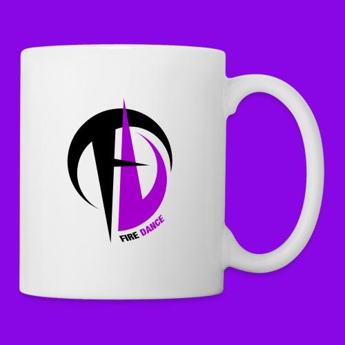 firedance logo png - Mug blanc