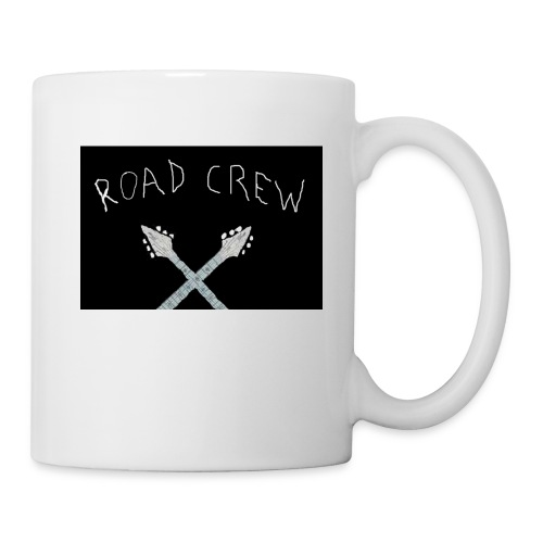 Road_Crew_Guitars_Crossed - Mug
