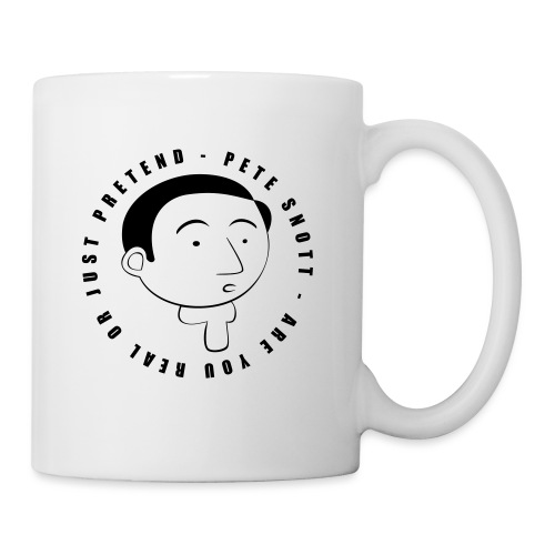 Pete Snott - Mug