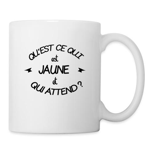 Edition Limitée Jonathan - Mug blanc