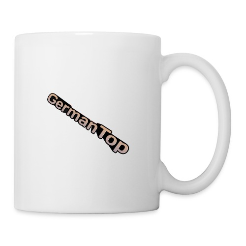 GermanTop Logo - Tasse