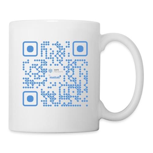 QR Maidsafe.net - Mug