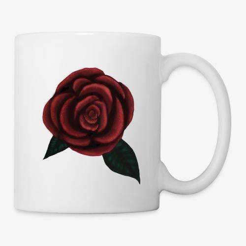 One rose - Mugg
