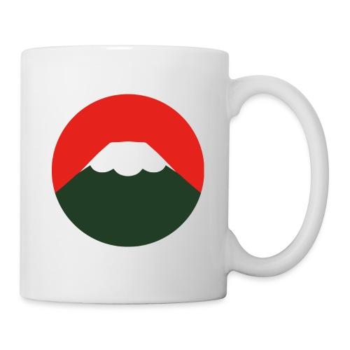 FUJI - Mug blanc