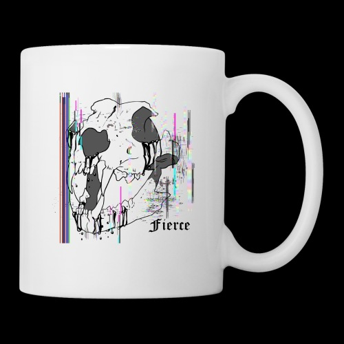 Fierce - Mug blanc