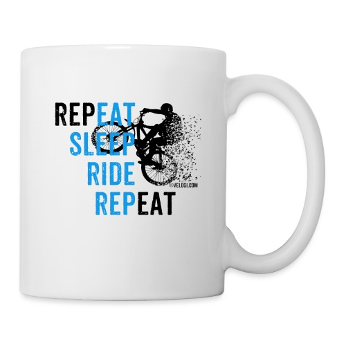 Eat Sleep Ride Repeat MTB b - Muki