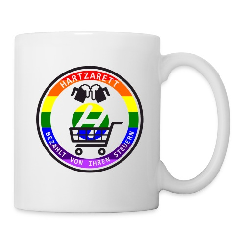 Hartzarett Pride - Tasse
