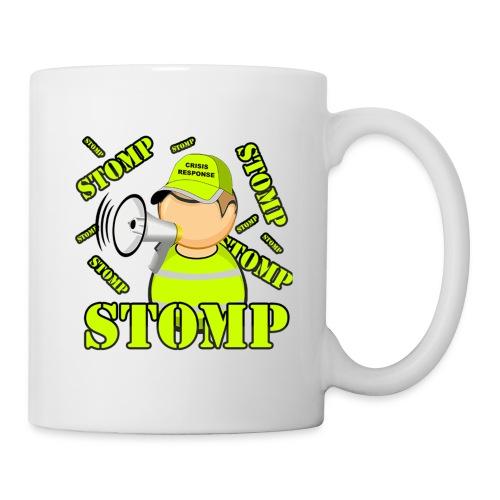 stomp - Mug blanc