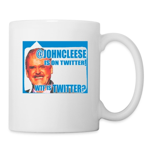 jc wtf twitter - Mug