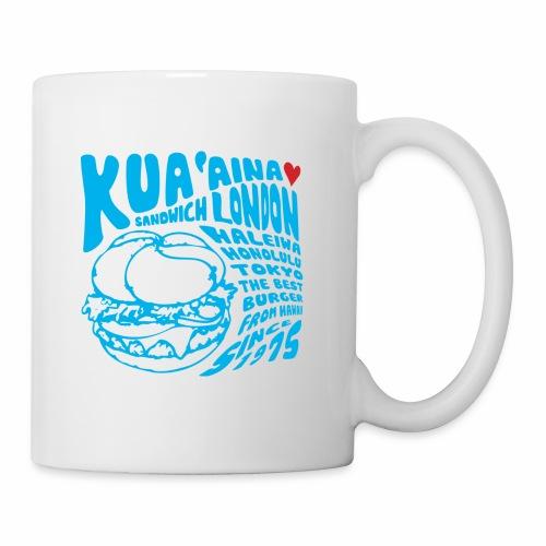Kua 'Aina Blue - Mug