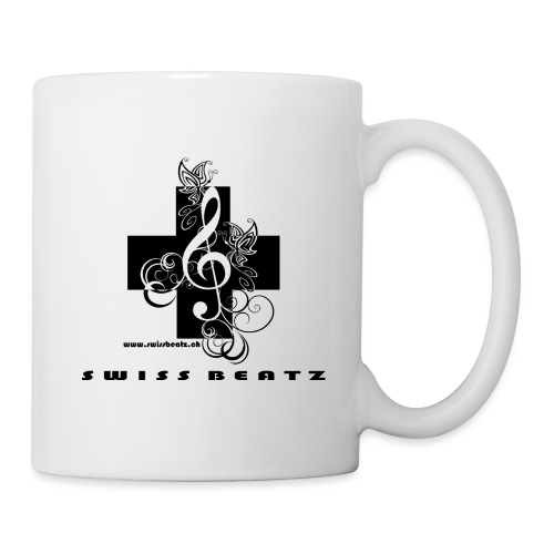 Swiss Beatz Logo with L - Tasse