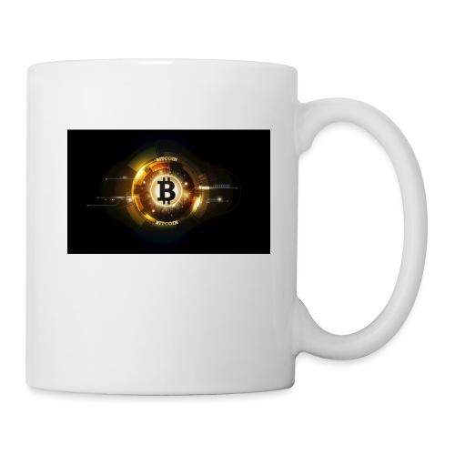 Accessoires bitcoin fun - Mug blanc