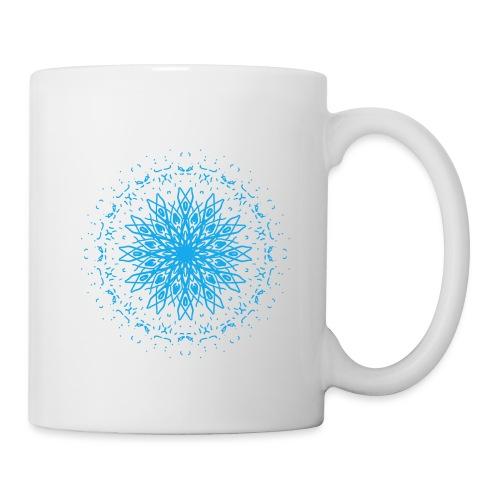 Mandala of ice - Mug