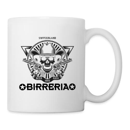 Sheriff Skull with Revolver - Tasse