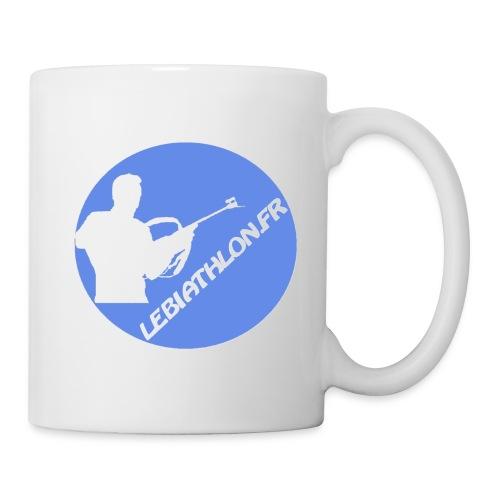 logo4 - Mug blanc