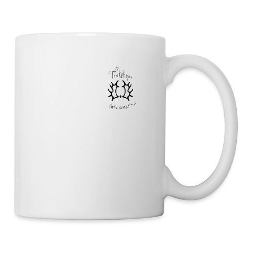 trakehnerwas sonstrappe - Tasse