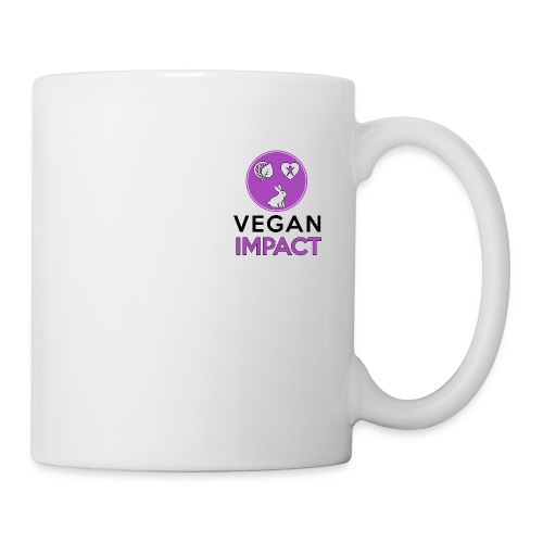 logo Veganimpact - Mug blanc