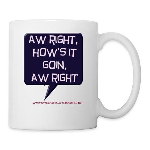 awright - Mug