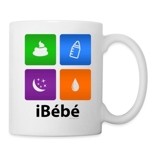 iBébé - Mug blanc