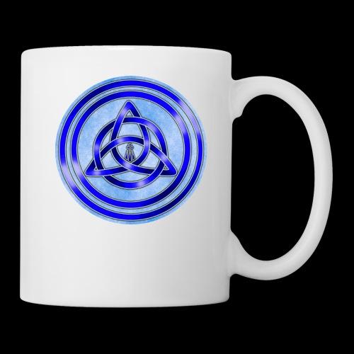 Awen Triqueta Circle - Mug