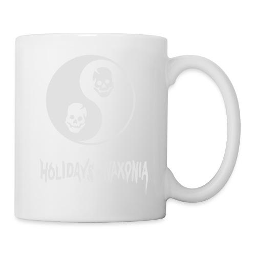 HIW-pantswhite - Mug