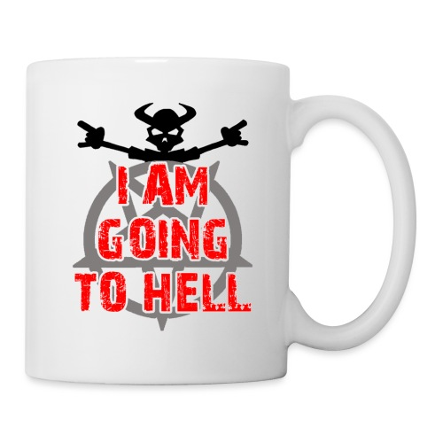 Going to hell - Slim fit - Mug
