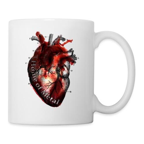 Heart of metal - Tazza
