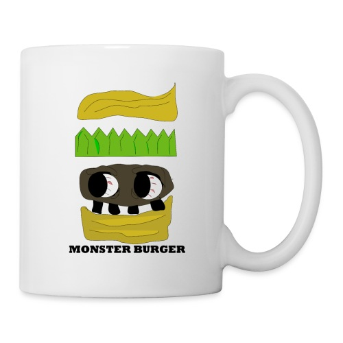MONSTER BURGER - Tasse