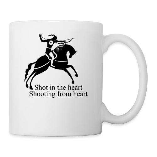 Shot in the Heart - Mug
