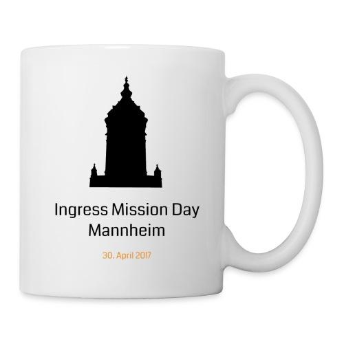 Mission Day Mannheim WT schwarz - Tasse