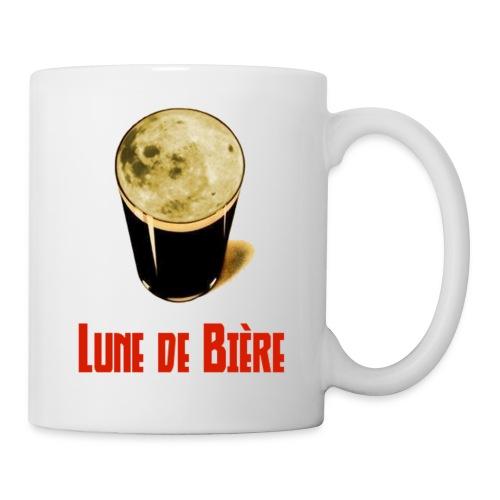 Logo Lune de Bière - Mug blanc