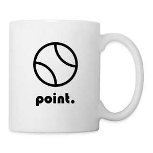 Logo point - Taza