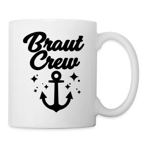 Braut Crew - JGA T-Shirt - JGA Shirt - Braut - Tasse