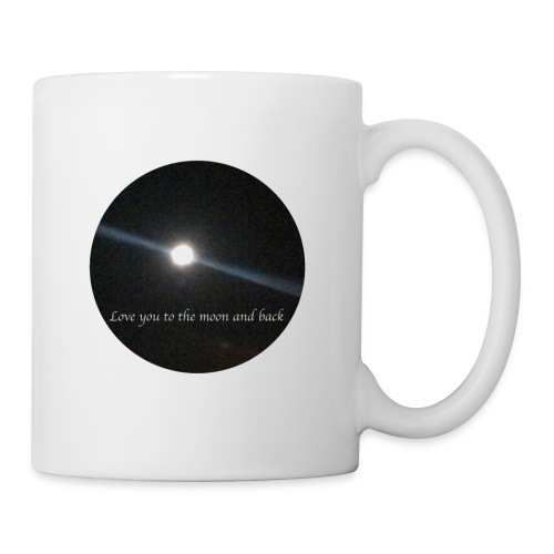 Fullmooncircle - Mug