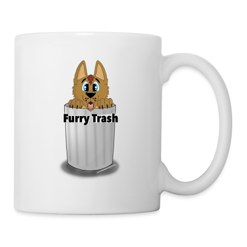 Furry Trash - Kop/krus