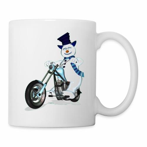 snowman - Mug