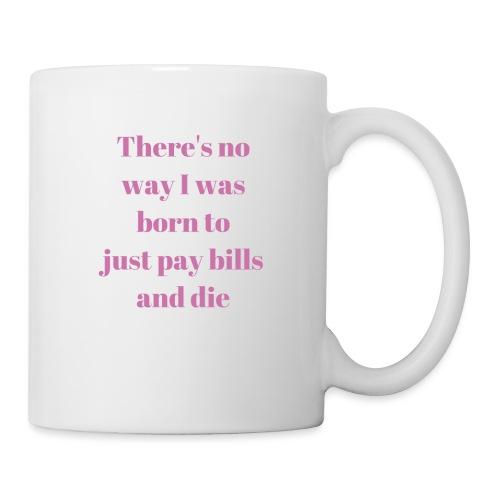 No way - Mug