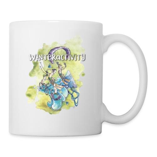 WINTERACTIVITY - Mug blanc