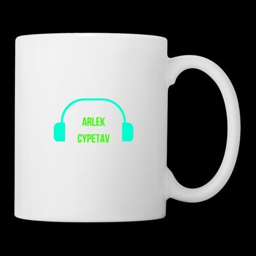 ARLEK CYPETAV - Mug blanc