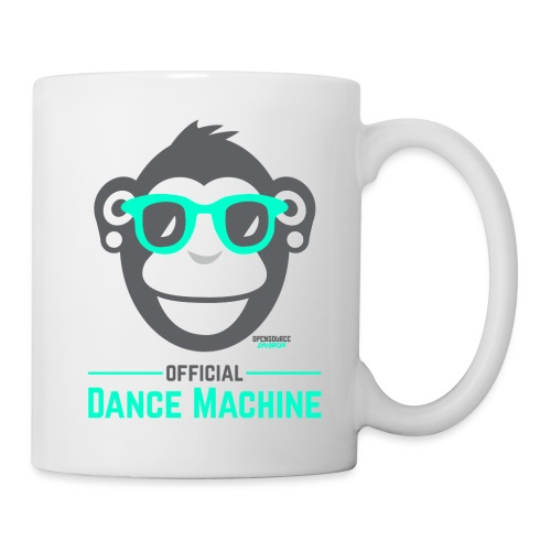 Official Dance Machine - Tasse