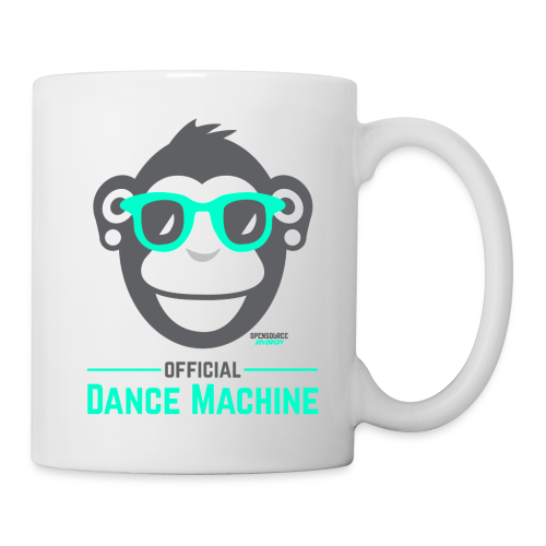 Official Dance Machine - Tasse