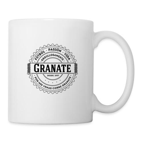 Pasión Granate - Taza