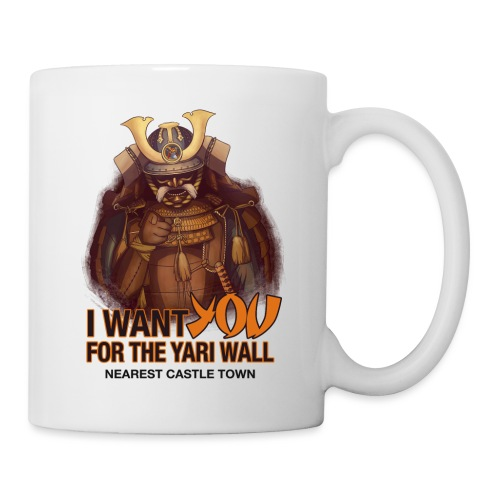 I FOR YOU FOR THE YARI WALL ACCESSORIES - Mug