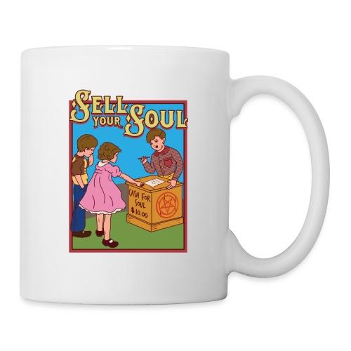 Sell your soul - Verkauf Deine Seele - Tasse