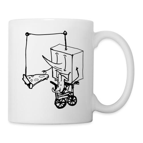 dude food - Mug