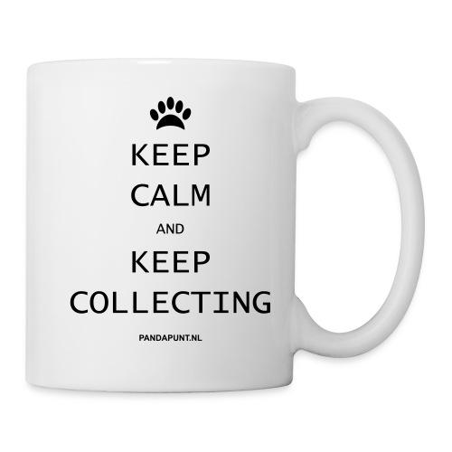 Keep Calm and Keep Collecting - Mok