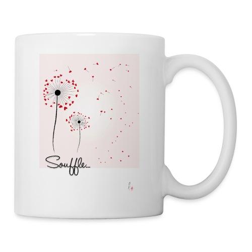Souffle - Mug blanc